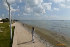 Pedestrian Zone by the sea 1