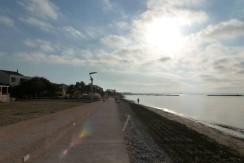 Pedestrian Zone by the sea 2