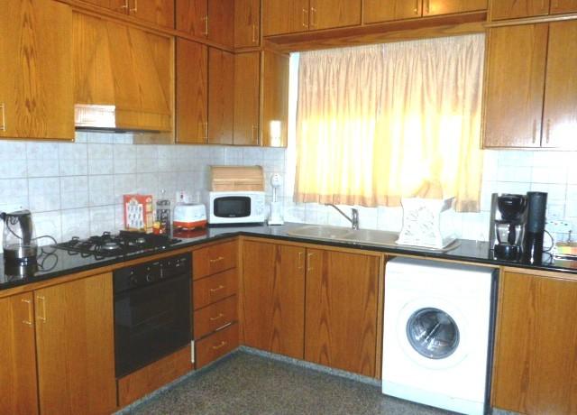 Philippou villas SSV 14 Kitchen 2