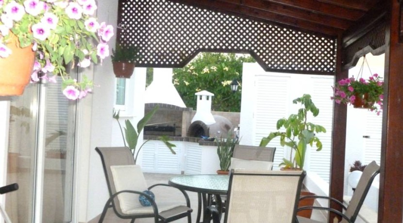 Philippou villas SSV 14 Veranda SSV