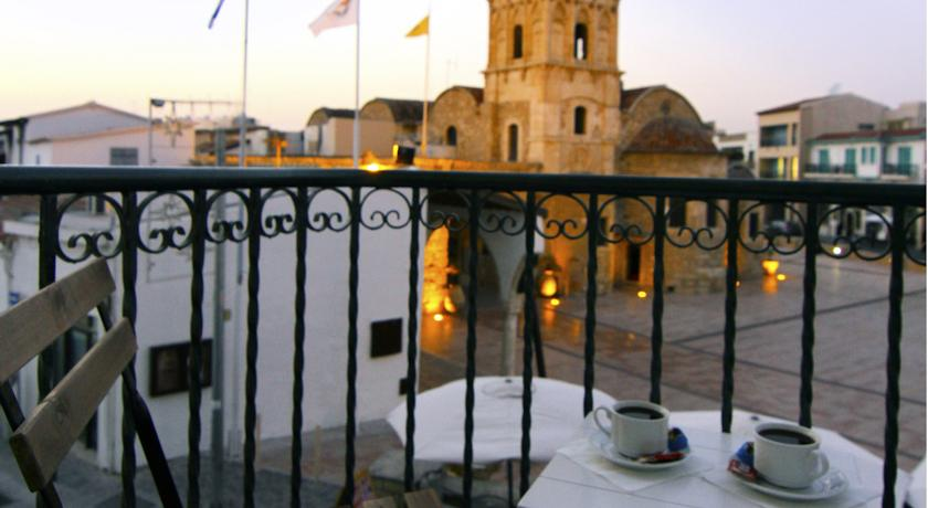 Бутик-отель около церкви Святого Лазаря