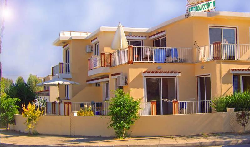 Апартаменты Андреас -2 ( 2 спальни )