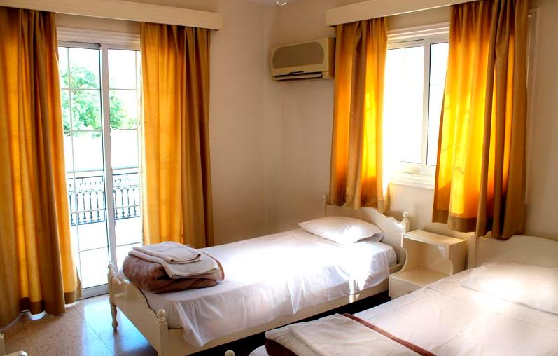 Апартаменты Андреас-7 ( 1 спальня)