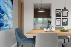 3BR Dining + Kitchen